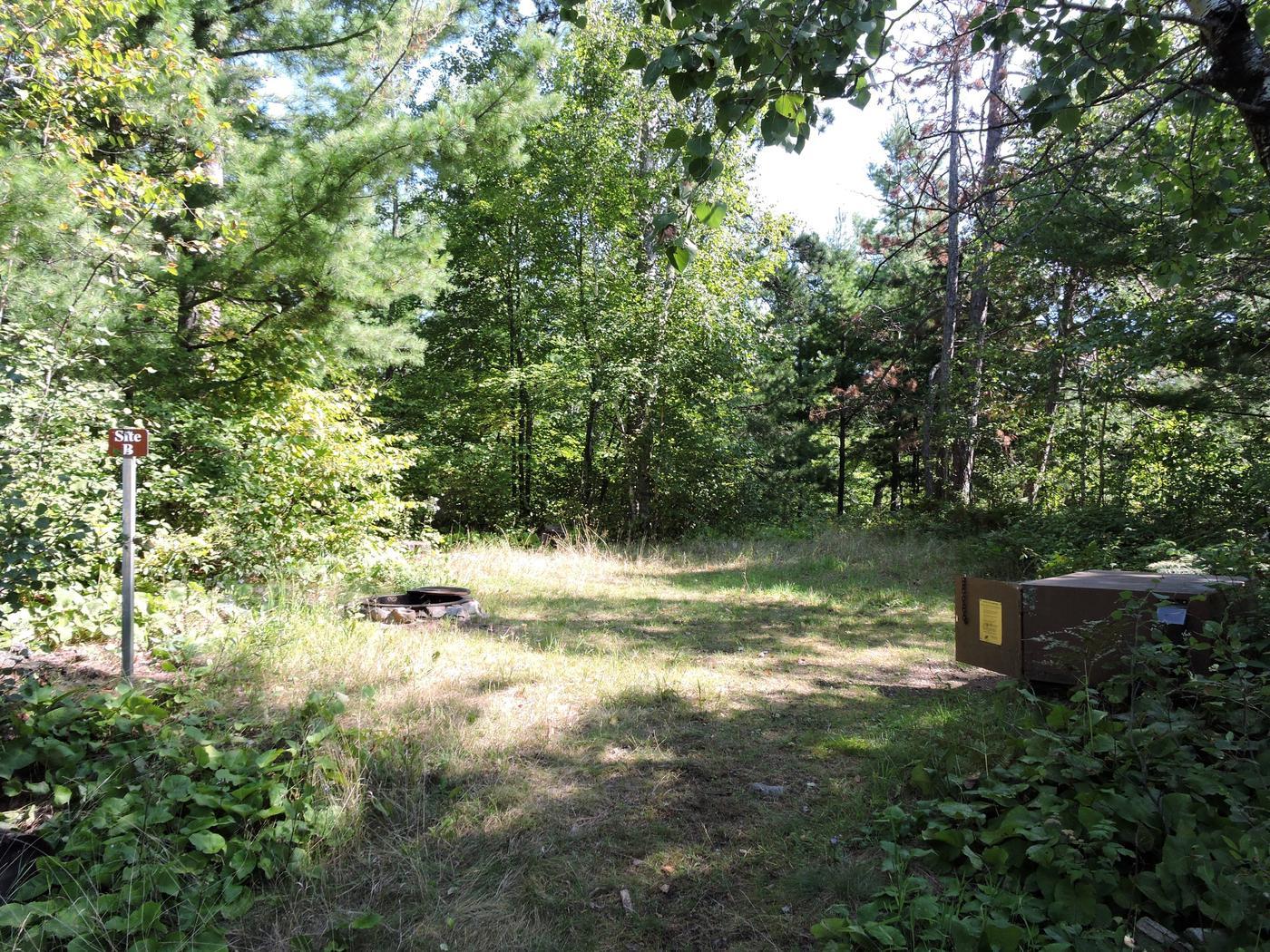 S12 - Mukooda Lake Campground (Site B)