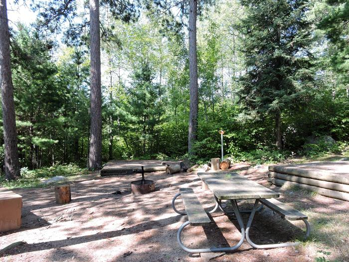 S11 - King Williams Narrows Campground (Site A)