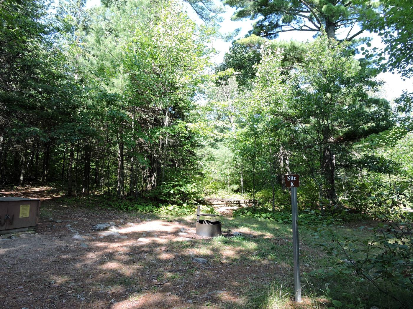 S11 - King Williams Narrows Campground (Site E)