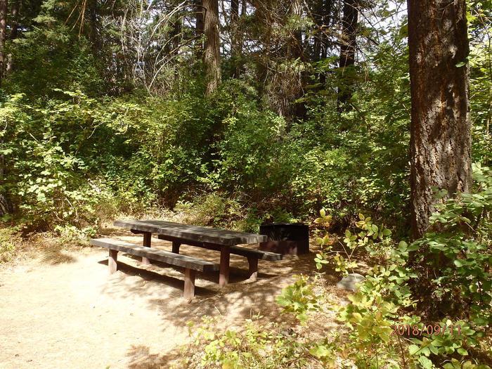 Willows CampgroundCampsite 2