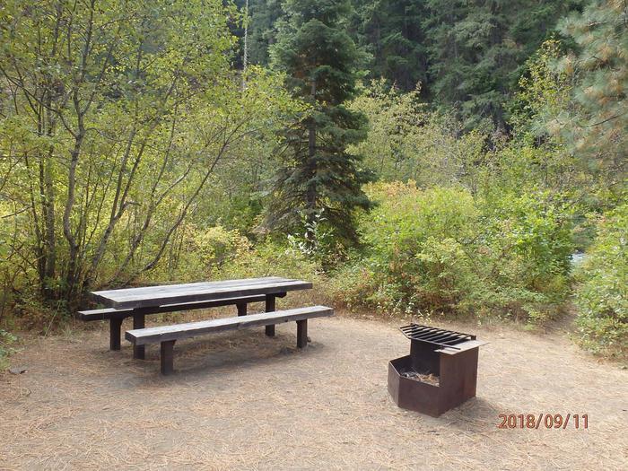 Willows CampgroundCampsite 9