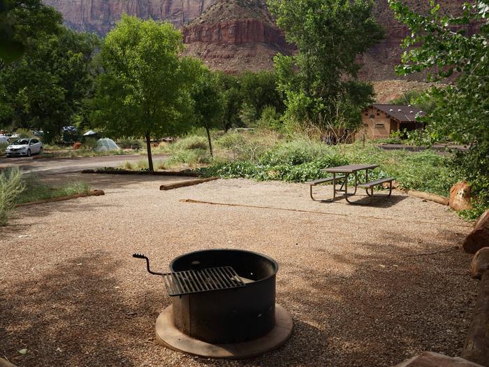 Campsite areaD40