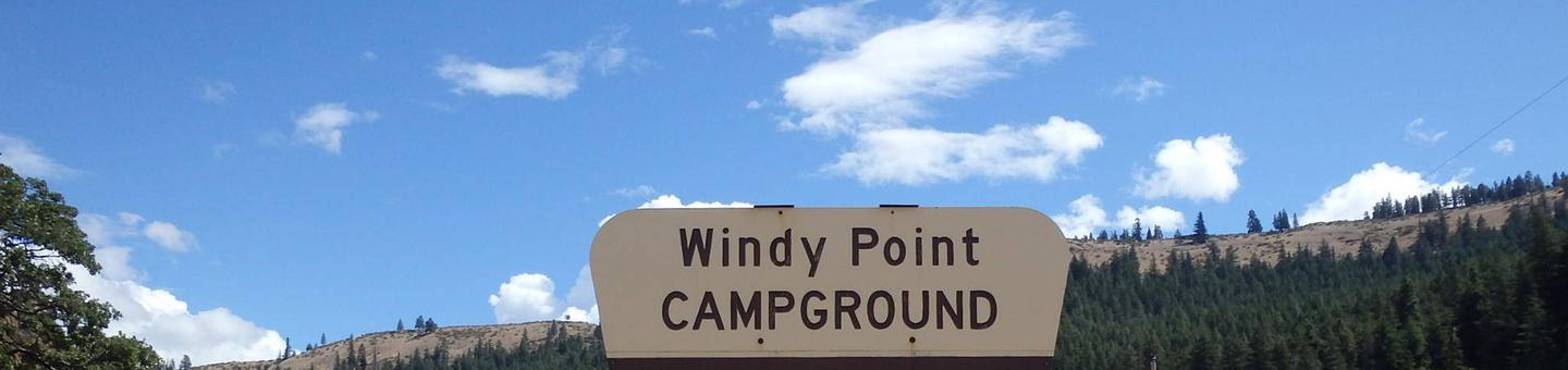 Windy Point CampgroundViews abound