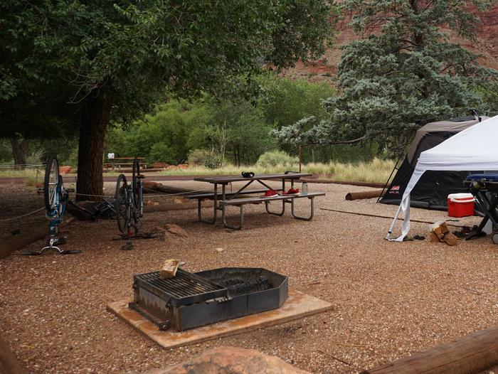 Campsite areaC2