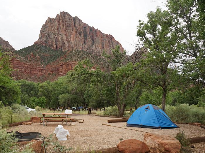 Campsite areaC10