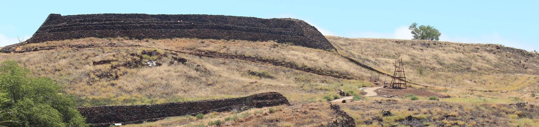 Pu'u Kohola Heiau National Historic Site
