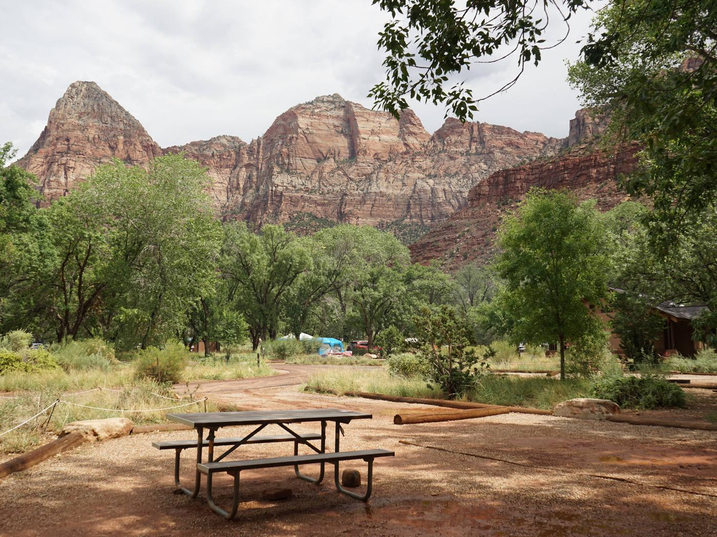 Campsite areaC14