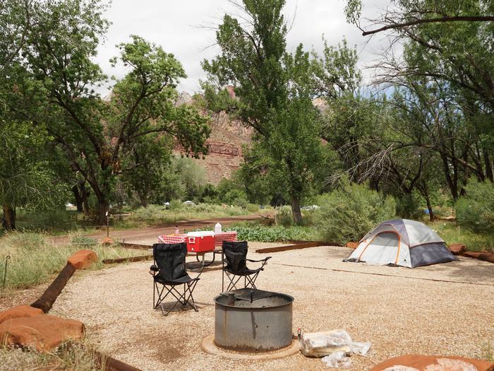 Campsite areaC17