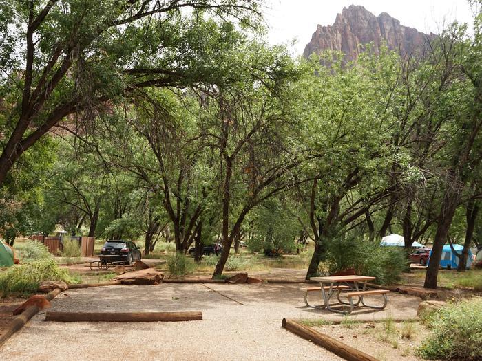 Campsite areaC18
