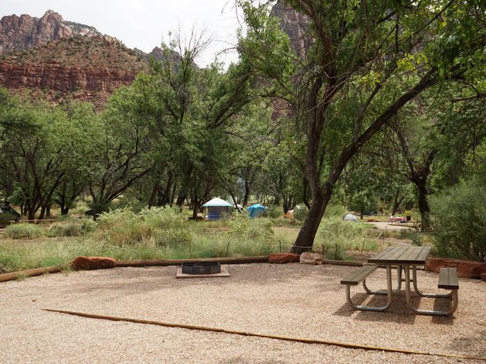 Campsite areaC20
