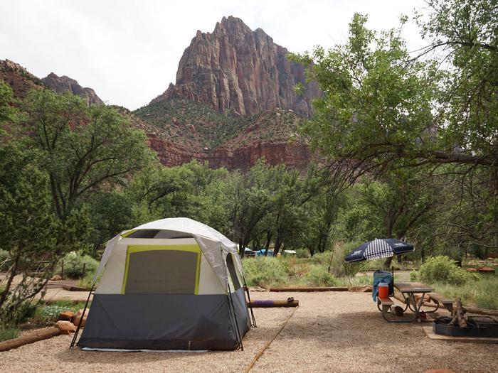 Campsite areaC21