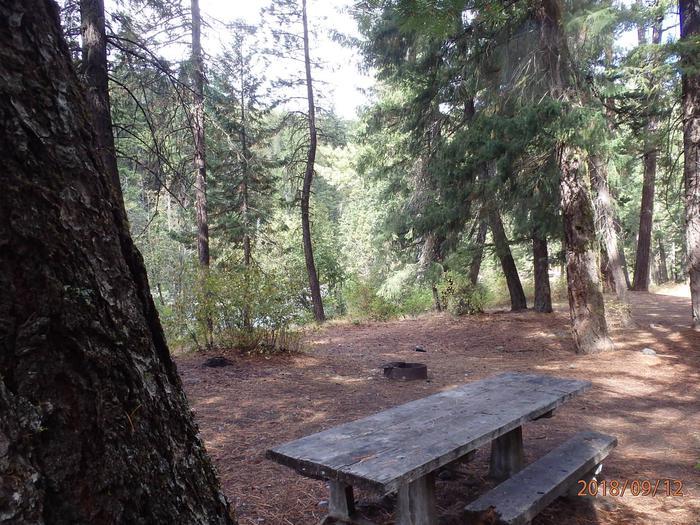 Sawmill FlatNice site along the river