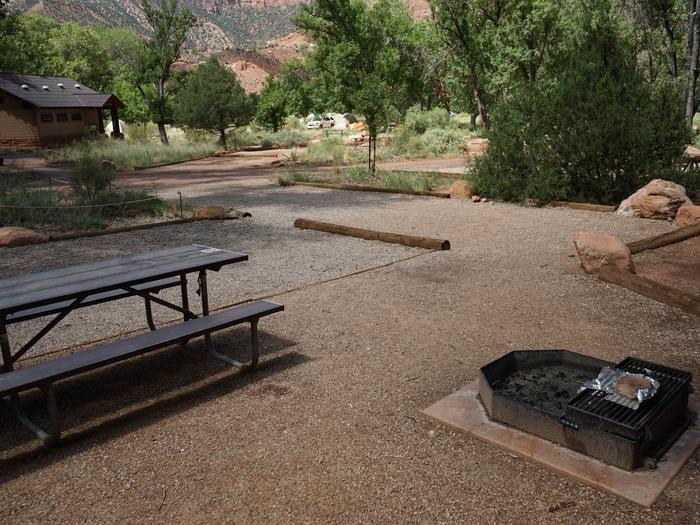 Campsite areaD15