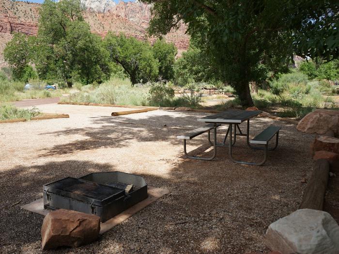 Campsite areaC24
