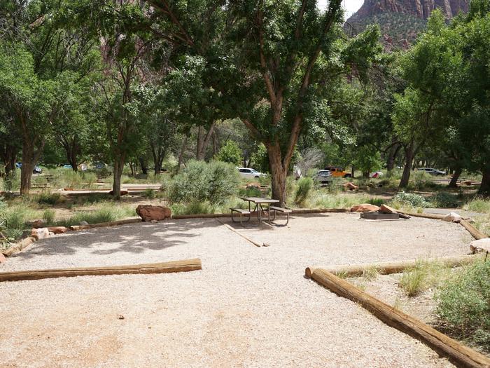 Campsite areaC25