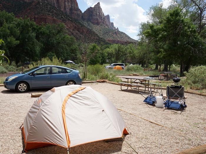 Campsite areaC28