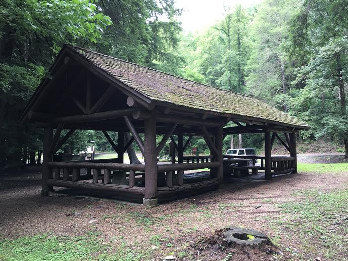 Preview photo of The Laurels Picnic Area Pavilions