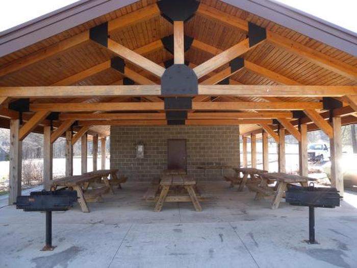 Watauga Point Pavilion