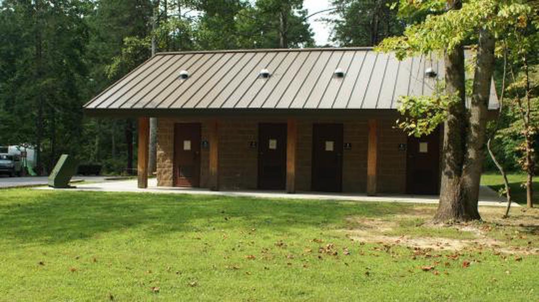 Little Oak Recreation Area Bathhouse