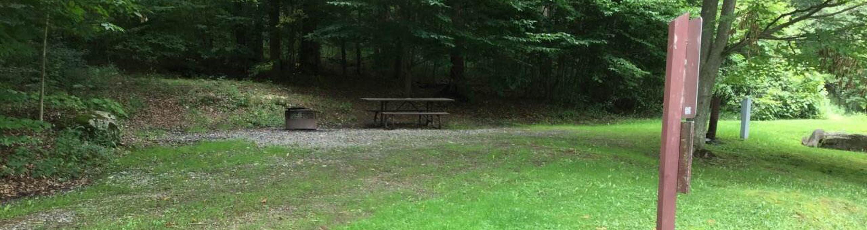 Loleta Recreation Area: Campsite 21