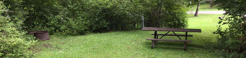 Loleta Recreation Area: Campsite 22