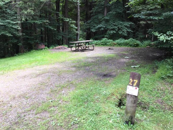 Loleta Recreation Area: Campsite 27