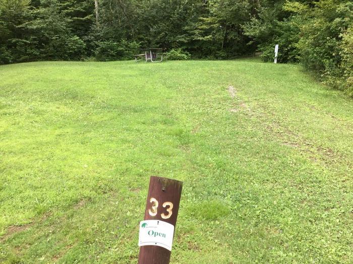 Loleta Recreation Area: Campsite 33
