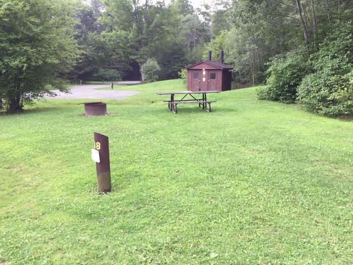Loleta Recreation Area: Campsite 38