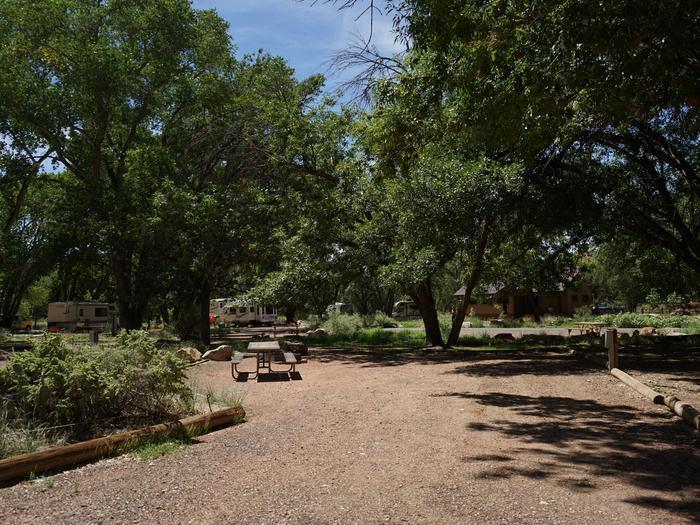 Campsite areaB33