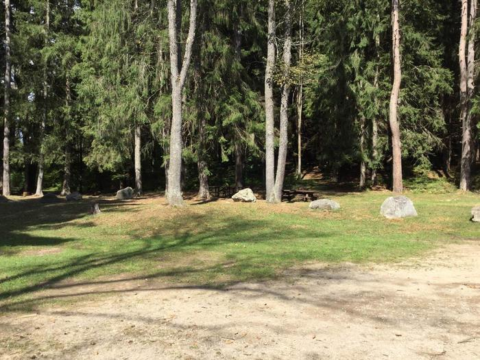 Loleta Recreation Area: Millstone Group Site