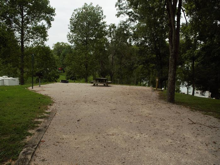 WILLOW GROVE CAMPGROUND SITE #2