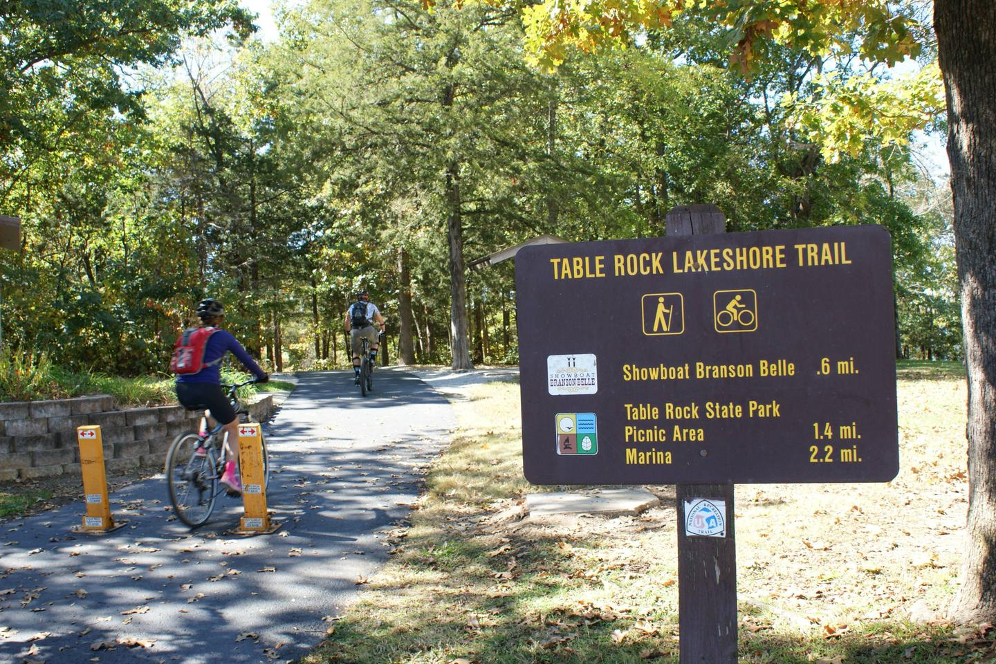 TRLakeshore Trail located at 4600 St. Hwy 165, Branson MO