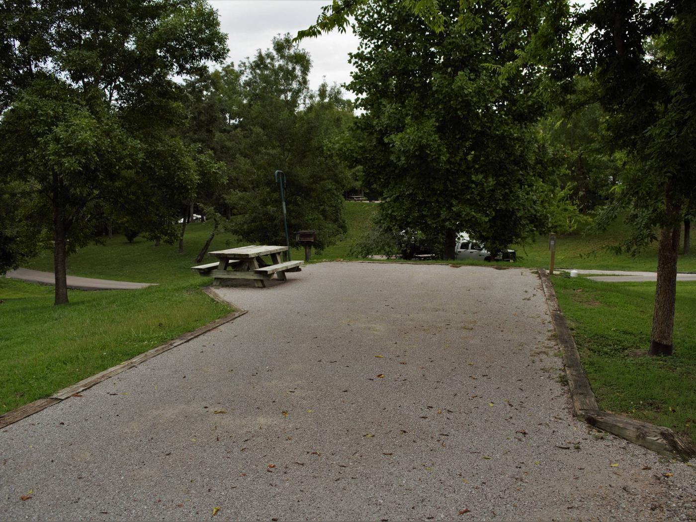 WILLOW GROVE CAMPGROUND SITE #19