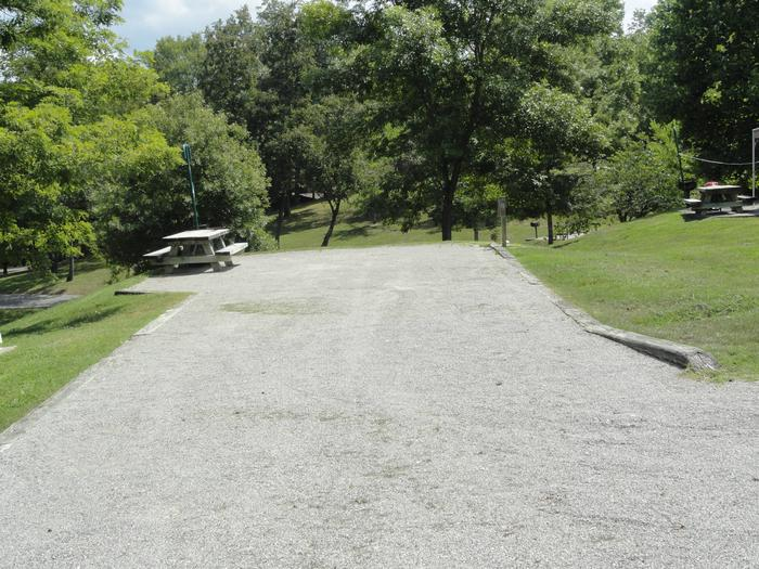 WILLOW GROVE CAMPGROUND SITE #21