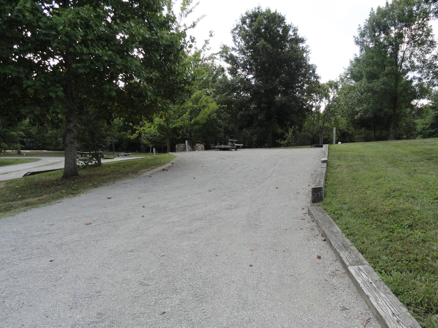 WILLOW GROVE CAMPGROUND SITE #20
