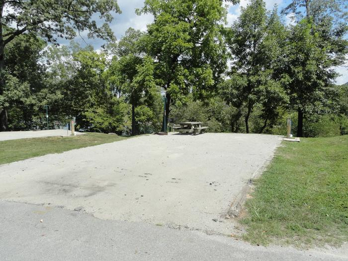 WILLOW GROVE CAMPGROUND SITE #34