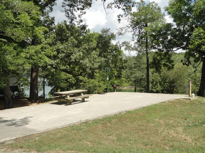 WILLOW GROVE CAMPGROUND SITE #35