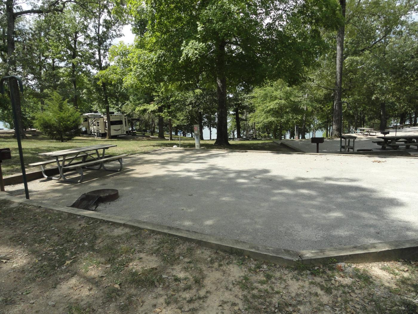 WILLOW GROVE CAMPGROUND SITE #36