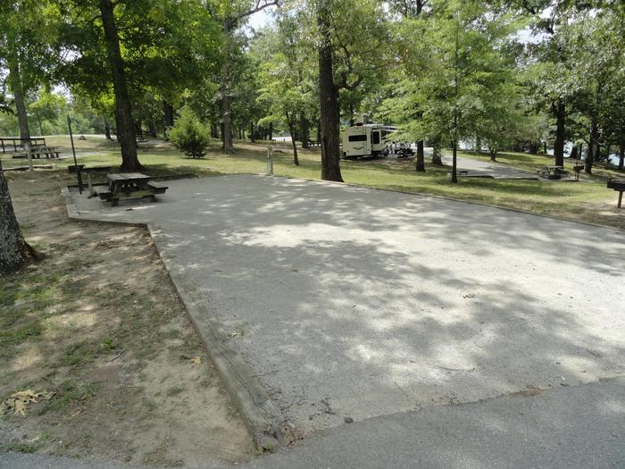 WILLOW GROVE CAMPGROUND SITE #39