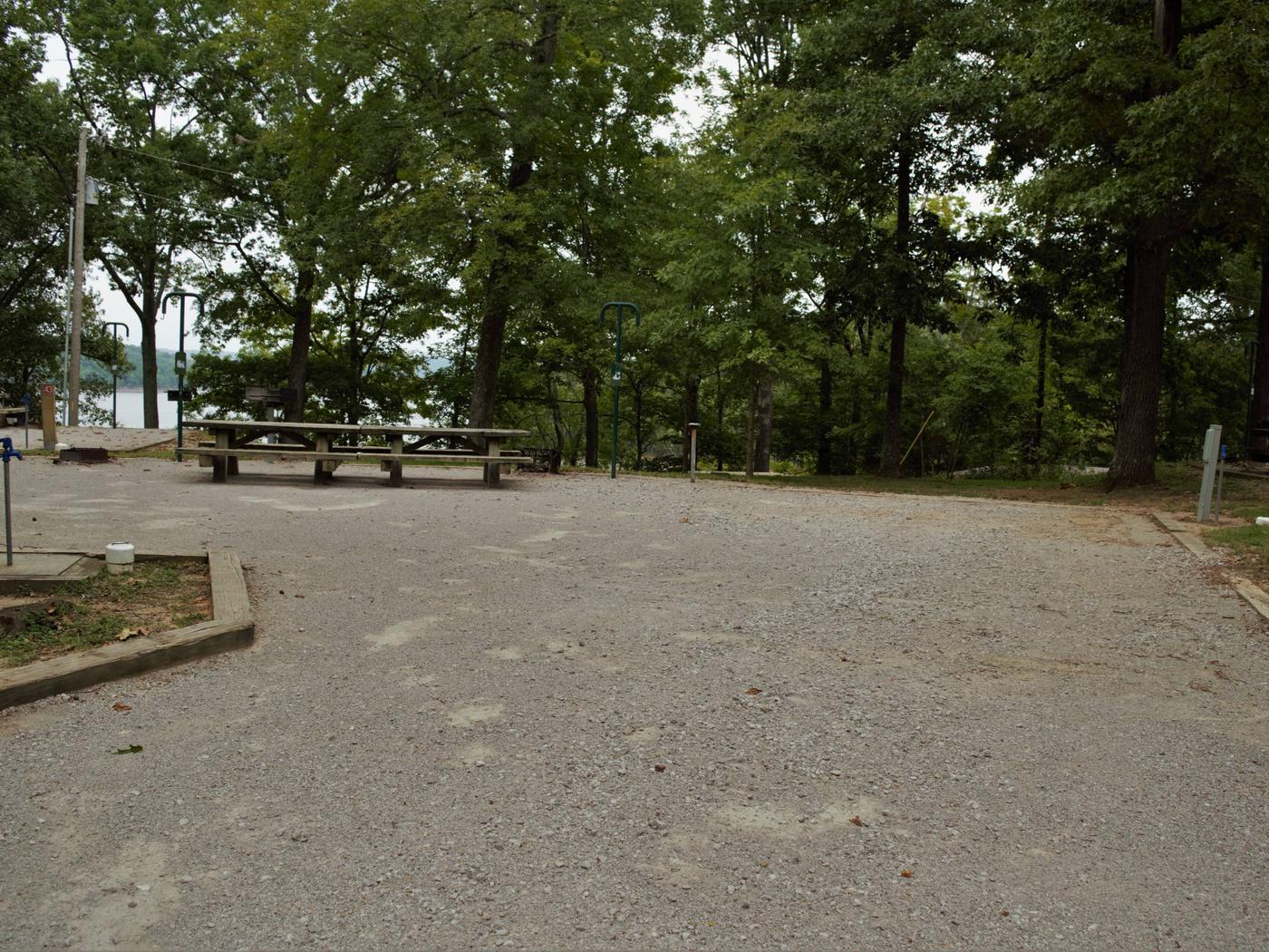 WILLOW GROVE CAMPGROUND SITE #41