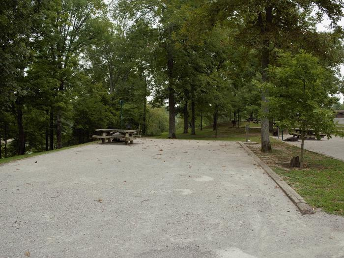 WILLOW GROVE CAMPGROUND SITE #43