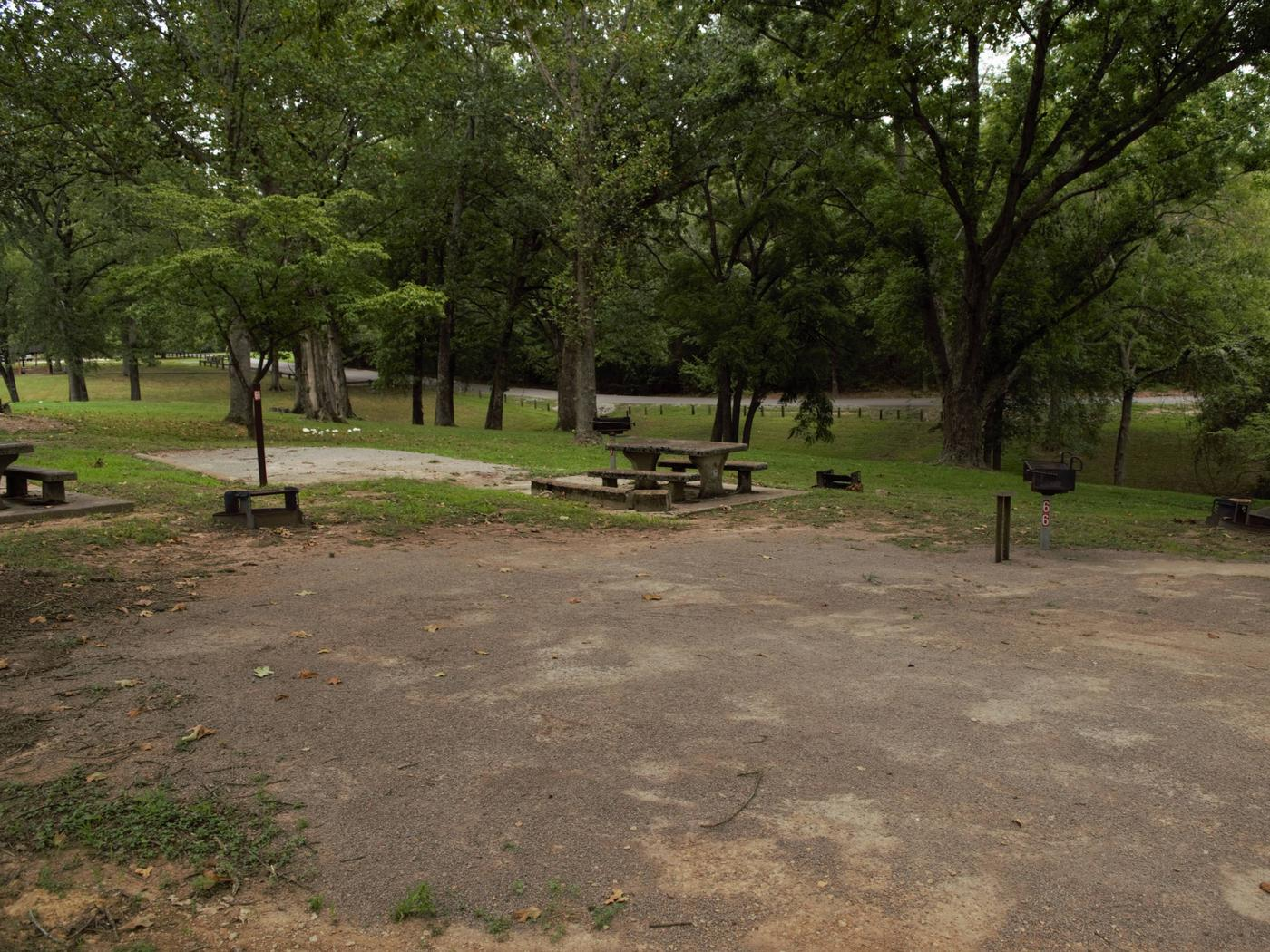 WILLOW GROVE CAMPGROUND SITE #67