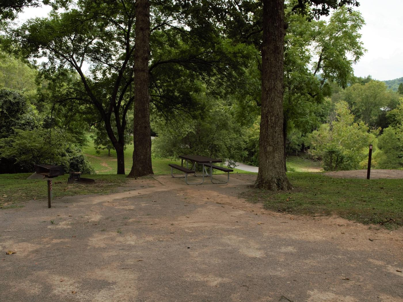 WILLOW GROVE CAMPGROUND SITE #66