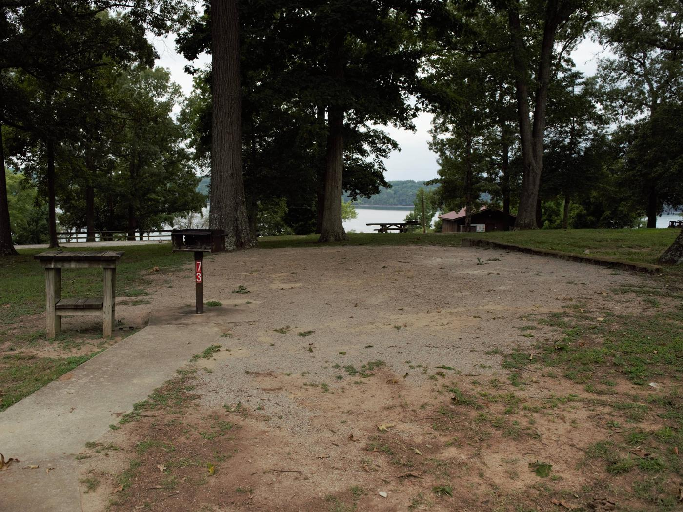 WILLOW GROVE CAMPGROUND SITE #73
