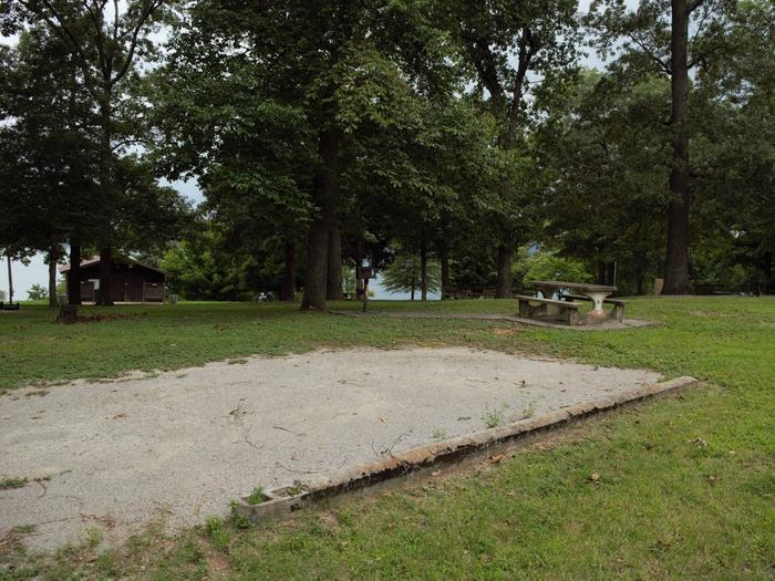 WILLOW GROVE CAMPGROUND SITE #75