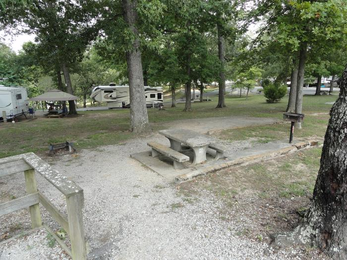 WILLOW GROVE CAMPGROUND SITE #80