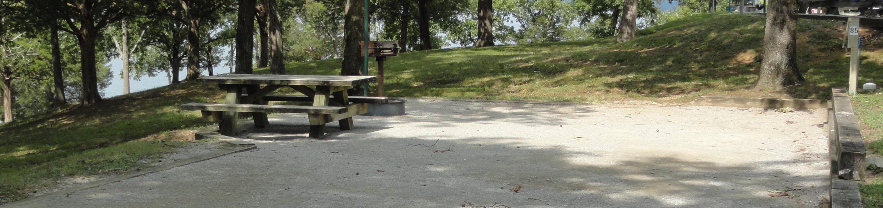 WILLOW GROVE CAMPGROUND SITE #85