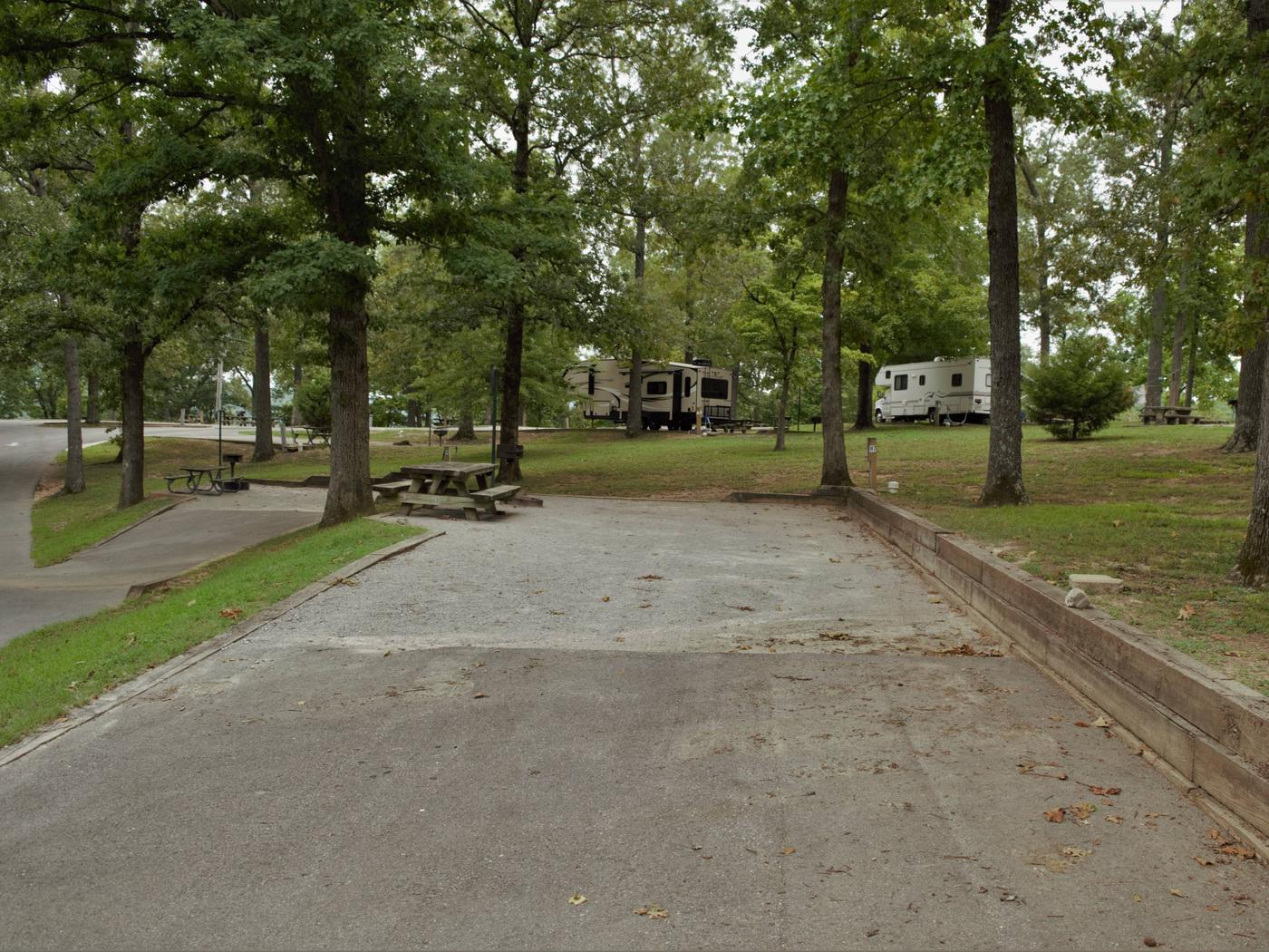 WILLOW GROVE CAMPGROUND SITE #87