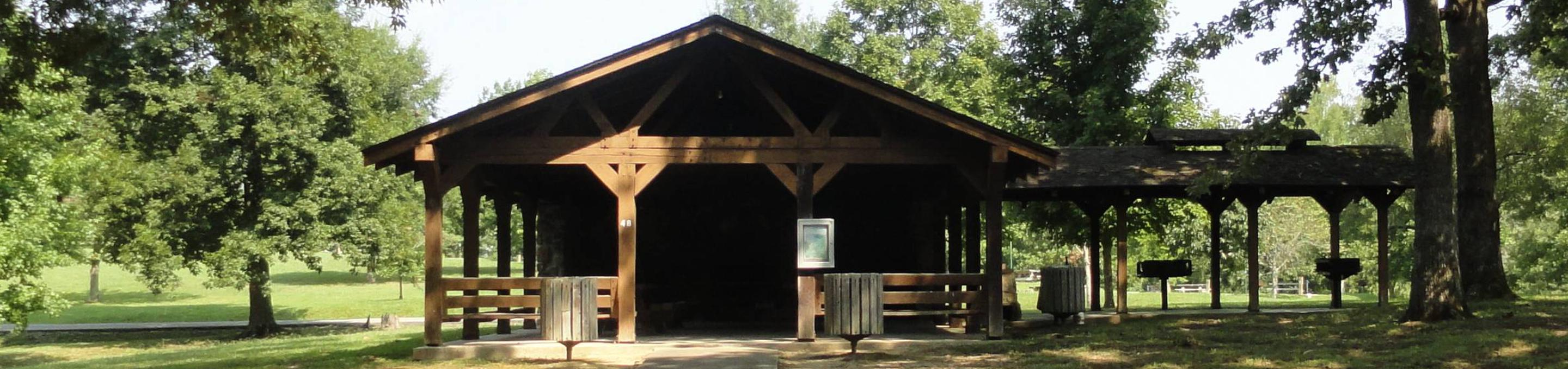 WILLOW GROVE PICNIC SHELTER