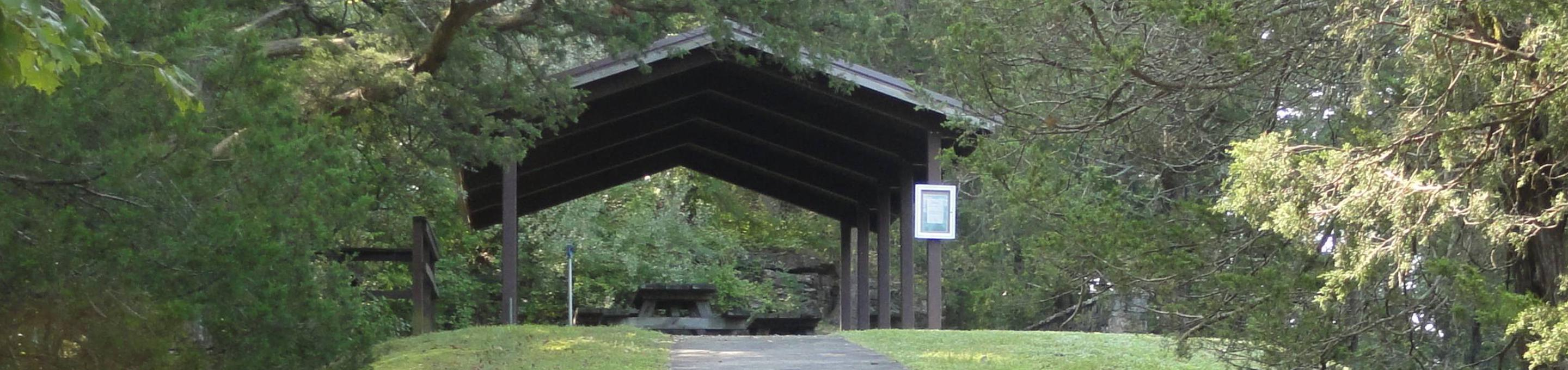 Pleasant Grove Day Use Area Shelter
